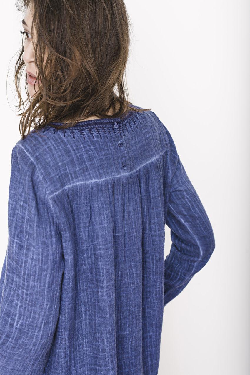 Coquelicot blouse